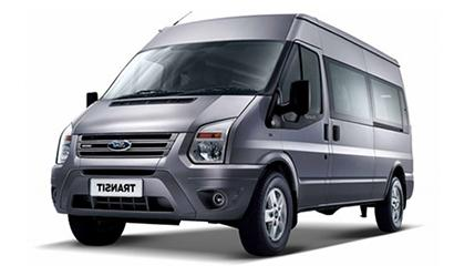 xe Ford Transit cho thue tai can tho