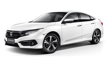 xe Honda Civic cho thue tai can tho
