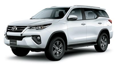 xe Toyota Fortuner cho thue tai can tho