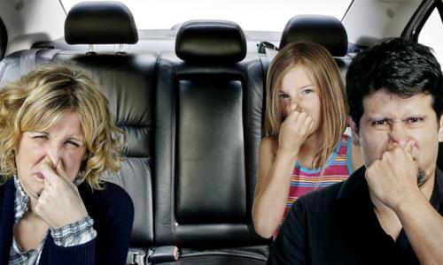 Thói quen để nội thất ôtô luôn sạch sẽ | Cho thuê xe Cần Thơ 24h