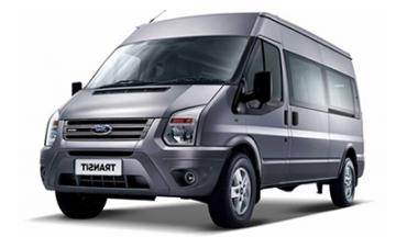 xe Ford Transit cho thue can tho
