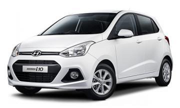 Cho thuê xe Hyundai Grand i10 Cần Thơ