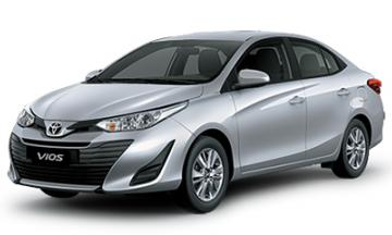 Toyota Vios cho thue can tho